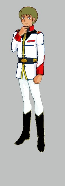 type d'uniforme CTC  Gundam11
