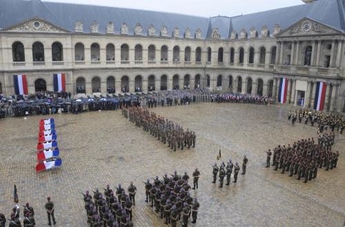 """Le documentaire """"Le soldat et la mort"""" diffusé à partir du 19 mars 45942710"""