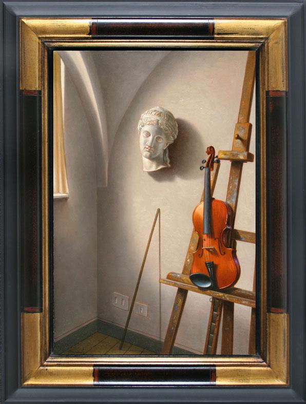 Nuove tematiche: le stanze canoviane e della musica 190110
