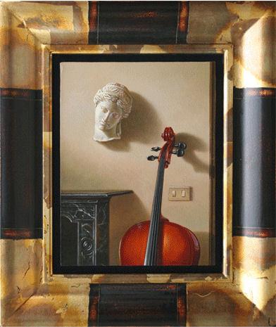Nuove tematiche: le stanze canoviane e della musica 2009_l14