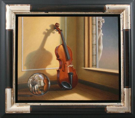 Nuove tematiche: le stanze canoviane e della musica 2009_l18