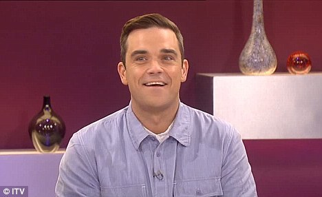 Loose Women Robbie Special - Monday 9th November Loose-10
