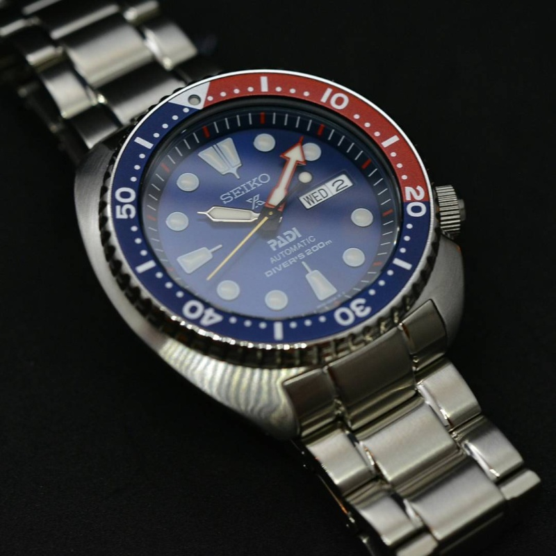 seiko new turtle de chez Creationwatches Image16