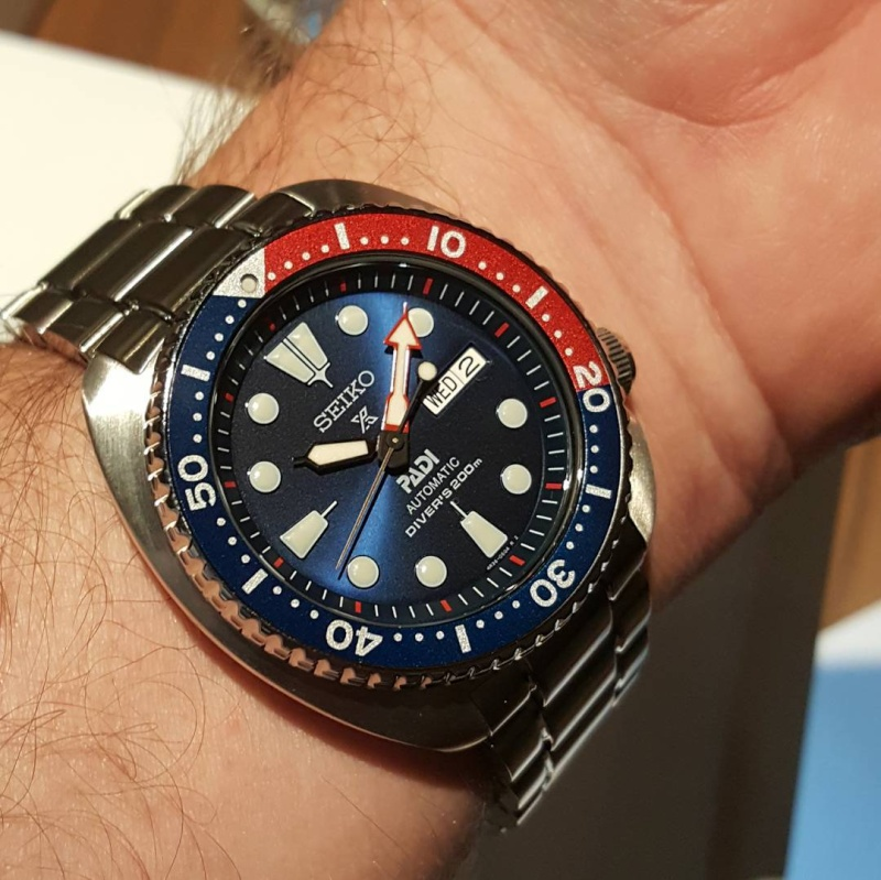 seiko new turtle de chez Creationwatches Image22