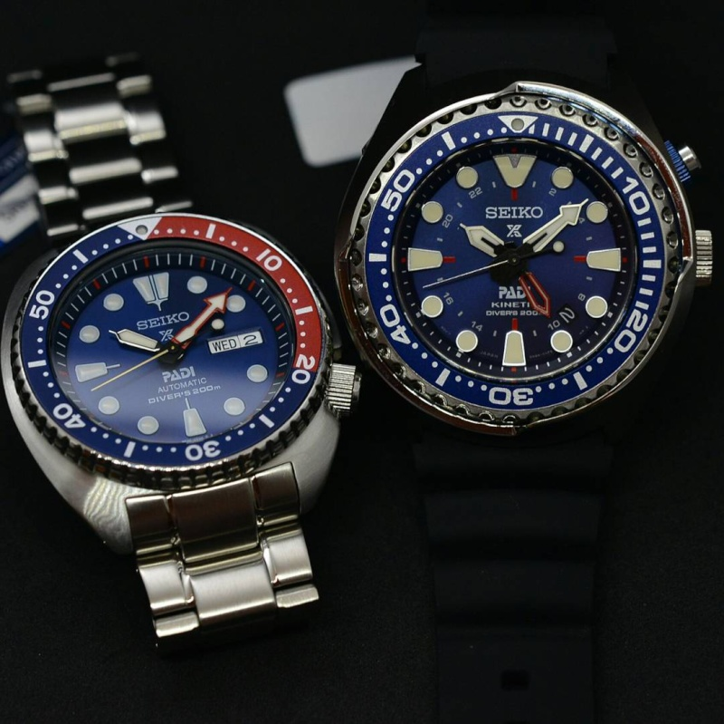 seiko new turtle de chez Creationwatches Image23