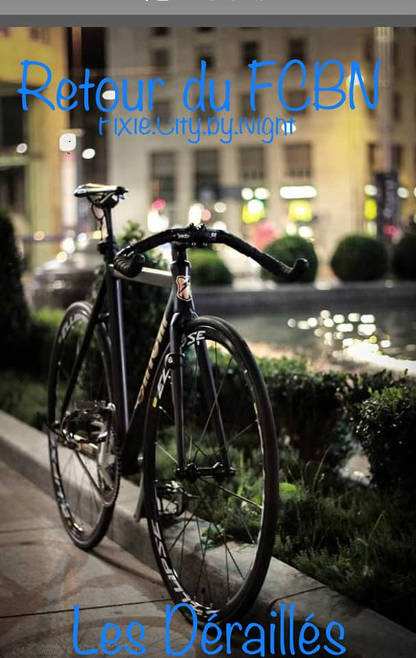 Fixie city by night Fcbn1710