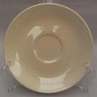 d185 plain Clover glazed saucer Dscf2722