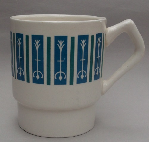 A Titian mug to go with the jugs and sugar bowl :) Titian11
