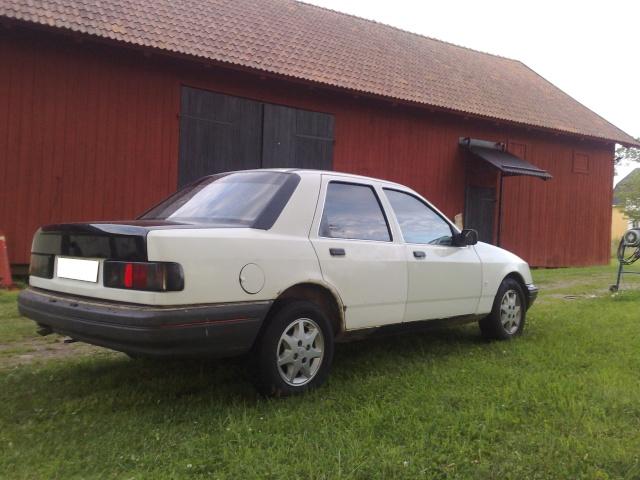 """Eriksson - Ford Sierra Turbo -88  """"The End""""  eller hittar jag en ny kaross?  - Sida 4 20090730"""