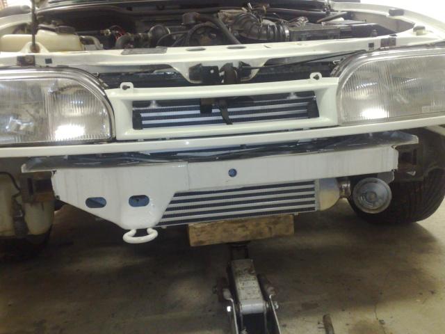"""Eriksson - Ford Sierra Turbo -88  """"The End""""  eller hittar jag en ny kaross?  - Sida 5 20090911"""