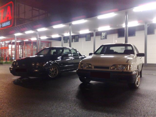 """Eriksson - Ford Sierra Turbo -88  """"The End""""  eller hittar jag en ny kaross?  - Sida 6 20090914"""