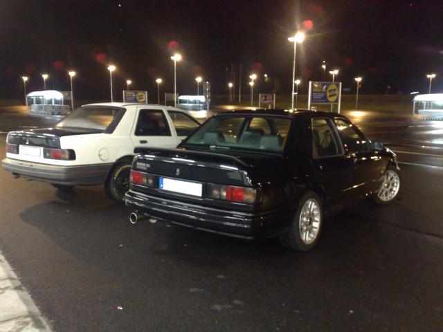 """Eriksson - Ford Sierra Turbo -88  """"The End""""  eller hittar jag en ny kaross?  - Sida 6 20090916"""