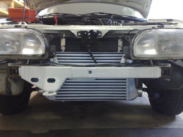 """Eriksson - Ford Sierra Turbo -88  """"The End""""  eller hittar jag en ny kaross?  - Sida 6 20090917"""