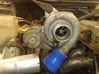 """Eriksson - Ford Sierra Turbo -88  """"The End""""  eller hittar jag en ny kaross?  - Sida 7 20091033"""