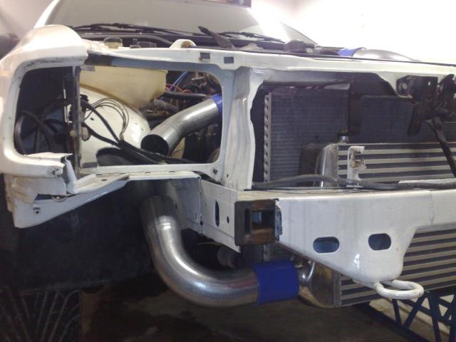 """Eriksson - Ford Sierra Turbo -88  """"The End""""  eller hittar jag en ny kaross?  - Sida 7 20091035"""