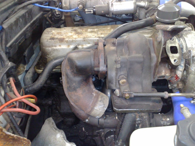"""Eriksson - Ford Sierra Turbo -88  """"The End""""  eller hittar jag en ny kaross?  - Sida 7 20091110"""