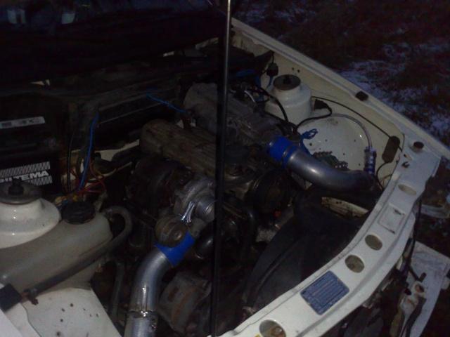 """Eriksson - Ford Sierra Turbo -88  """"The End""""  eller hittar jag en ny kaross?  - Sida 7 20091115"""