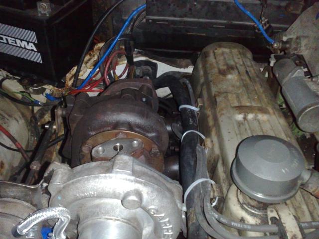 """Eriksson - Ford Sierra Turbo -88  """"The End""""  eller hittar jag en ny kaross?  - Sida 7 20091116"""