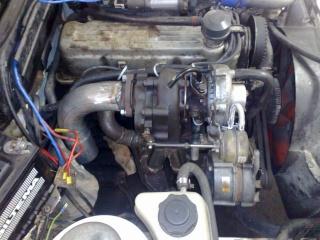 """Eriksson - Ford Sierra Turbo -88  """"The End""""  eller hittar jag en ny kaross?  - Sida 7 20091120"""