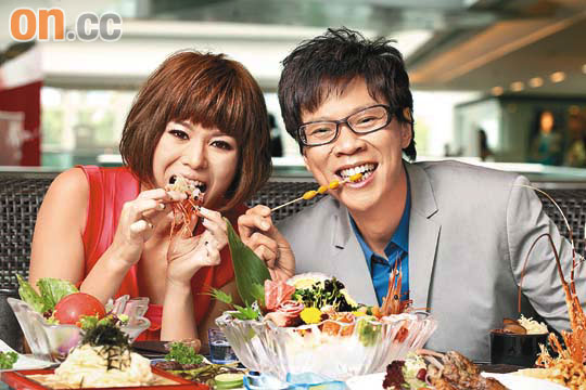 [20 July 2009] Stephen Chan didn't invite Patrick Tang for food tasting (Oriental Daily News) 0720-010