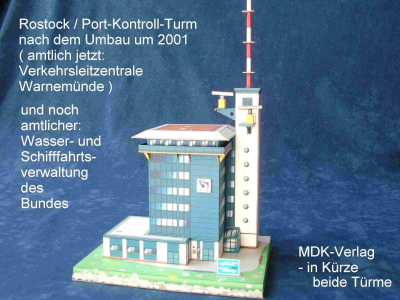 Rostock Port–Control/Warnemünde Traffic /St. Jantzen/MDK Rost_018