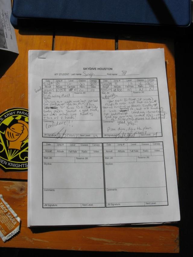 Vuelo Y Aterrizaje / Seguridad II 2117e10