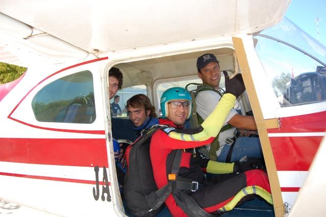 Encuentro de Escuelas de Paracaidismo Dsc_1711