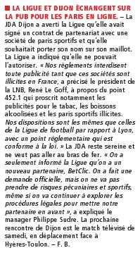 Sportingbet débarque au SLUC : pariez sur les Couguars ! Dijon11