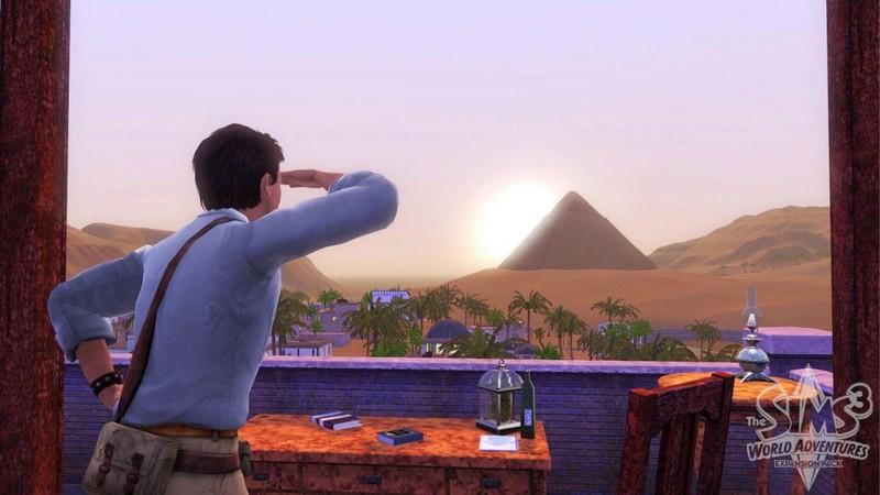 Les Sims 3 : 1er addon : Destination Aventure 16791010