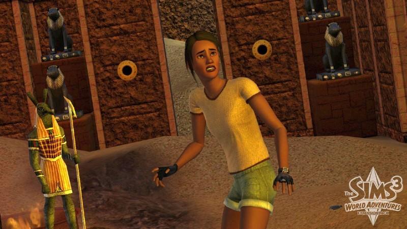 Les Sims 3 : 1er addon : Destination Aventure 18866810