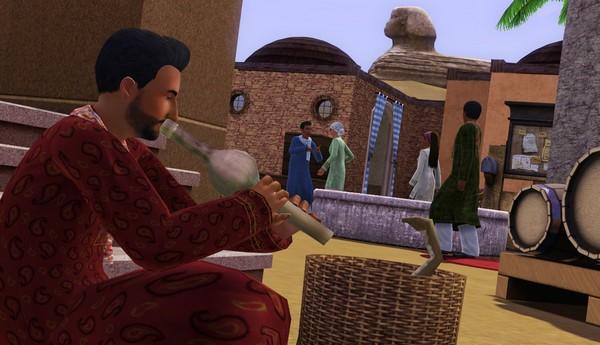Les Sims 3 : 1er addon : Destination Aventure Les-si11