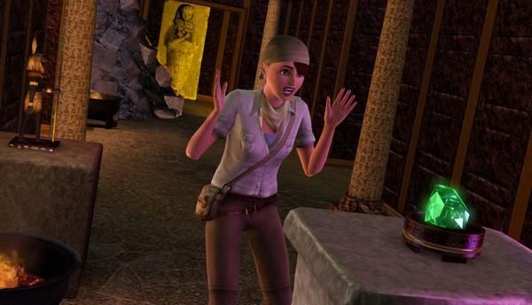 Les Sims 3 : 1er addon : Destination Aventure Les-si13