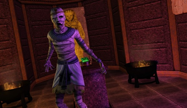 Les Sims 3 : 1er addon : Destination Aventure Les-si15