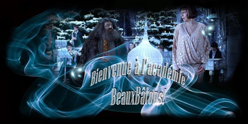 Ecole de Magie BeauxBâtons