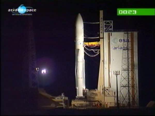 Ariane 5 ECA V190 / JCSat 12 & Optus D3 (21 août 2009, 22h09 GMT) - Page 4 Vlcsna12