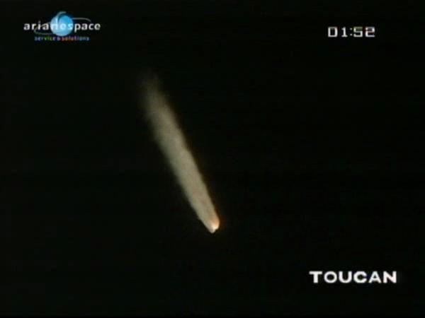 Ariane 5 ECA V191 / Amazonas 2 + COMSATBw-1 (01/10/2009) - Page 4 Vlcsna19