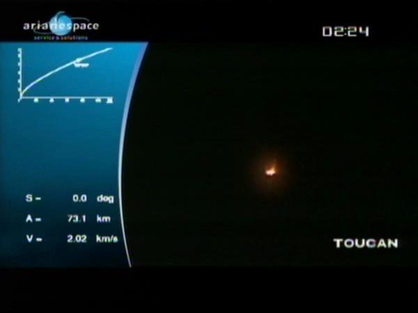 Ariane 5 ECA V191 / Amazonas 2 + COMSATBw-1 (01/10/2009) - Page 4 Vlcsna21