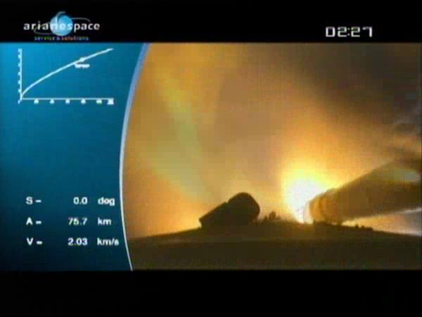 Ariane 5 ECA V191 / Amazonas 2 + COMSATBw-1 (01/10/2009) - Page 4 Vlcsna22