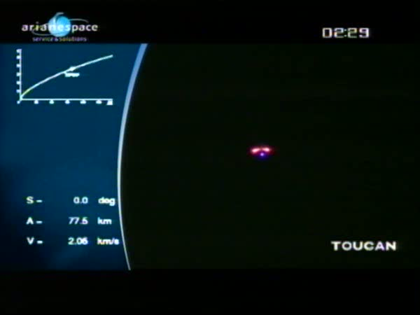 Ariane 5 ECA V190 / JCSat 12 & Optus D3 (21 août 2009, 22h09 GMT) - Page 4 Vlcsna33