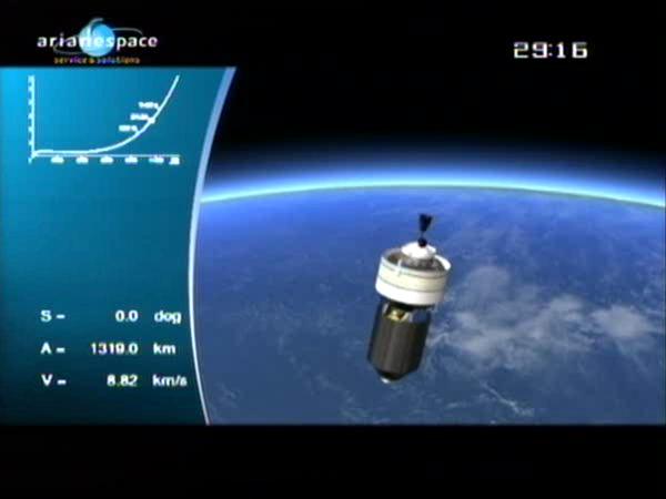Ariane 5 ECA V192 / NSS 12 + Thor 6 (29/10/2009) - Page 6 Vlcsna51