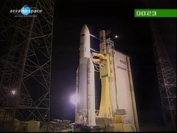 Ariane 5 ECA V191 / Amazonas 2 + COMSATBw-1 (01/10/2009) - Page 4 Vlcsna68