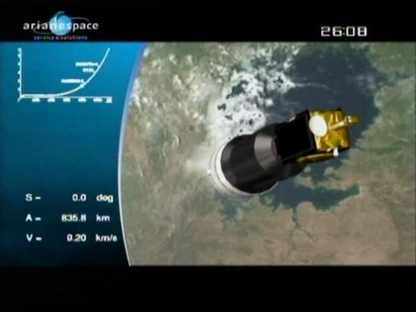 Ariane 5 ECA V191 / Amazonas 2 + COMSATBw-1 (01/10/2009) - Page 4 Vlcsna76