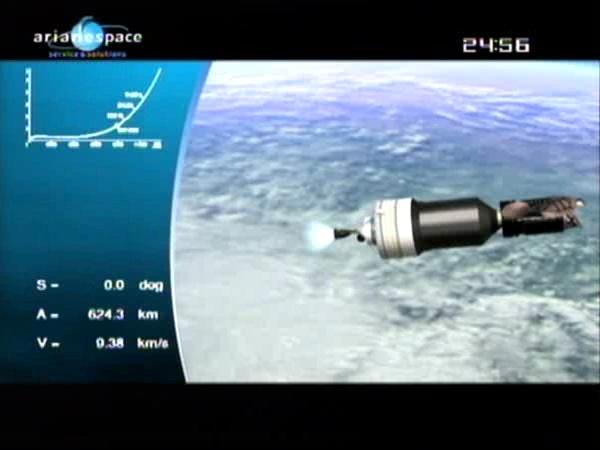 Ariane 5 ECA V192 / NSS 12 + Thor 6 (29/10/2009) - Page 6 Vlcsna87