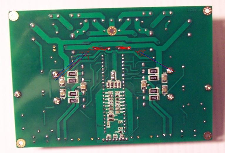 Cristi's TA3020: la costruzione Ta302012