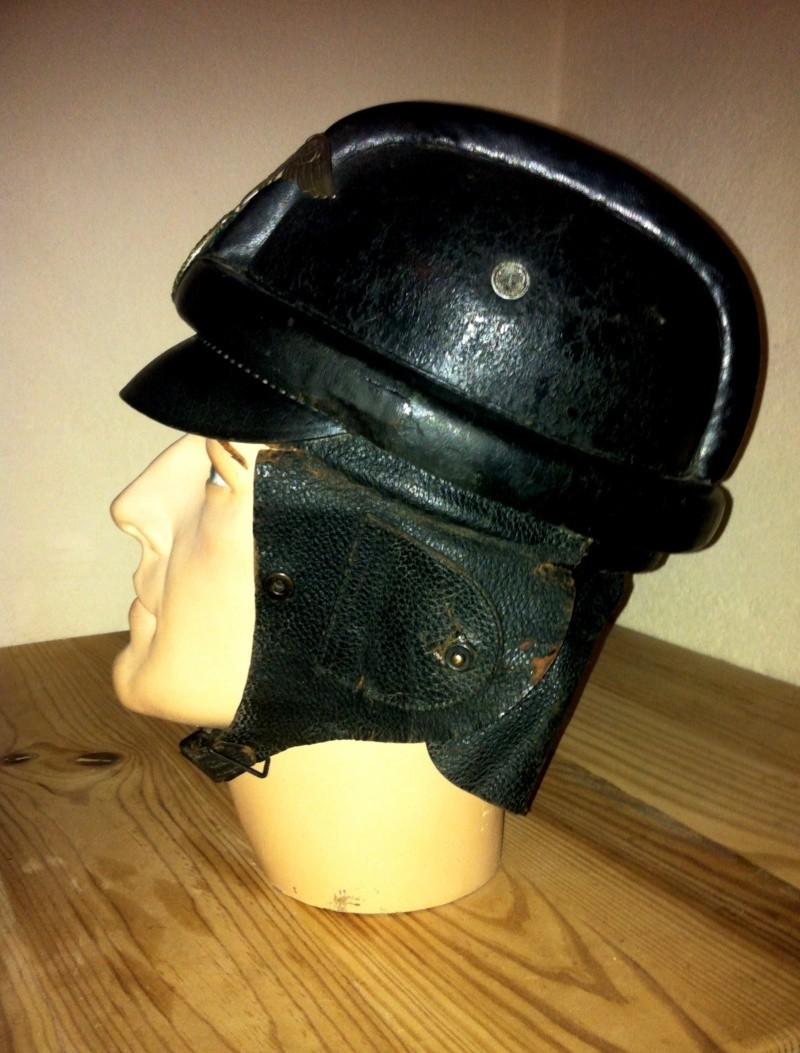 casque motard allemand ww2 Img_1524