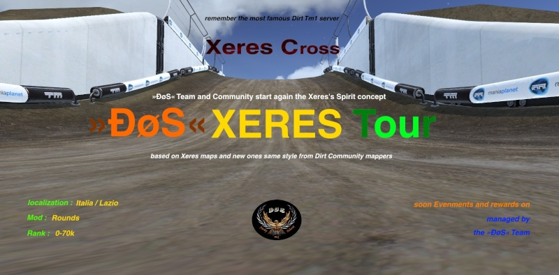 DoS XERES Tour Server Affich10
