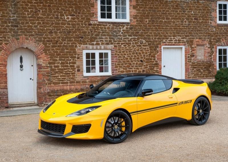 Nuova evora 410 sport Lotus_10