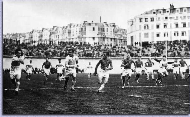 Historique du FC Lourdes Finale12