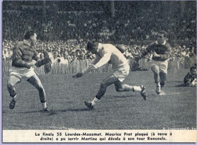 Historique du FC Lourdes Finale13