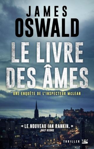 UNE ENQUÊTE DE L'INSPECTEUR MCLEAN (Tome 2) LE LIVRE DES ÂMES de James Oswald 1602-m11